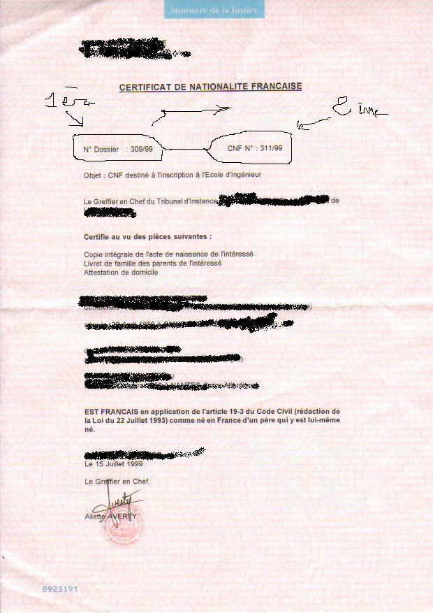 Re: Détail de l'avancement de mon dossier de demande de CNF (page 2 ...